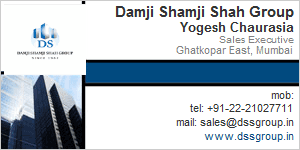 Contact Details of Damji Shamji Shah Group