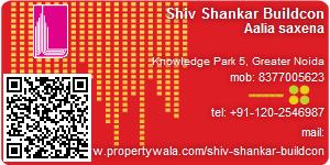 Visiting Card of Shiv Shankar Buildcon Pvt. Ltd.