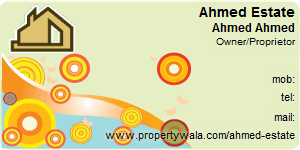 Contact Details of Ahmed Estate