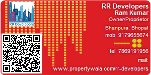 Visiting Card of RR Developers