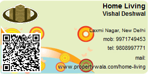 Visiting Card of Home Living
