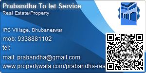 Contact Details of PRABANDHA REAL ESTATE