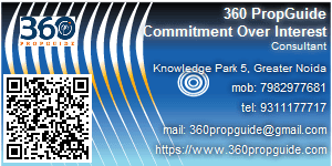 Visiting Card of 360 PropGuide