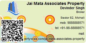 Contact Details of Jai Mata Associates Property