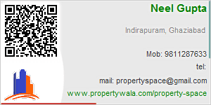 Visiting Card of Property Space
