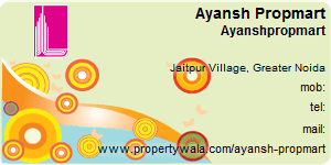 Visiting Card of Ayansh Propmart