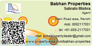 Visiting Card of Babhan Properties
