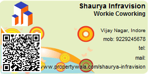 Visiting Card of Shaurya Infravision