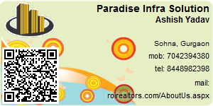 Contact Details of Paradise Infra Solution Pvt. Ltd.