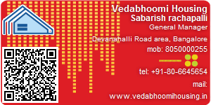 Contact Details of Vedabhoomi Housing