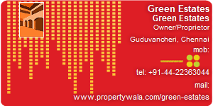 Contact Details of Green Estates