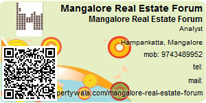 Visiting Card of Mangalore Real Estate Forum
