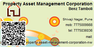 Visiting Card of Property Asset Management Corporation