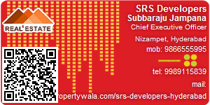 Visiting Card of SRS Developers