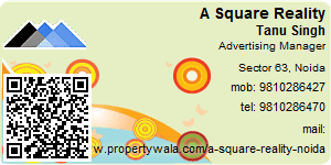 Visiting Card of A Square Reality