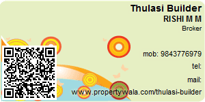 Contact Details of Thulasi Builder