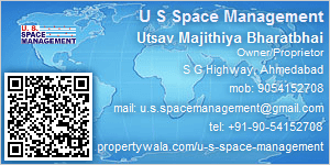 Visiting Card of U S Space Management