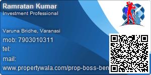 Visiting Card of Prop Boss Benchers Pvt Ltd