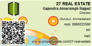 Visiting Card of 27 REAL ESTATE